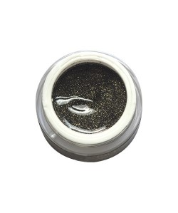 618 Nero Oro Glitterato 7ml