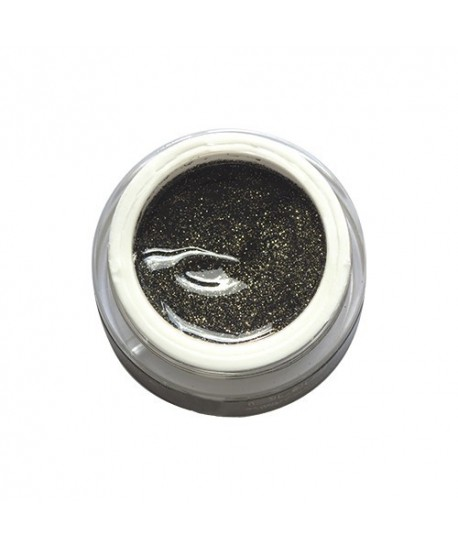 618 Nero Oro Glitterato 7ml  Ego Nails