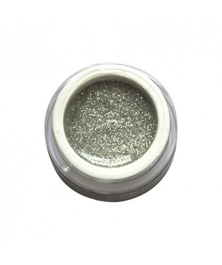 616 Argento Glitterato 7ml  Ego Nails