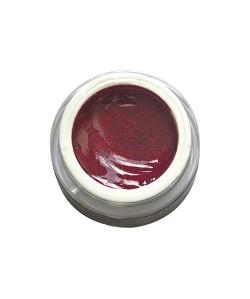 612 Rosso Chiaro Glitterato 7ml