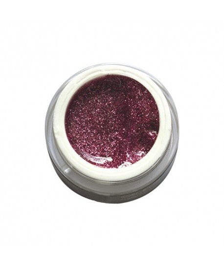 610 Viola Chiaro Glitterato 7ml  Ego Nails
