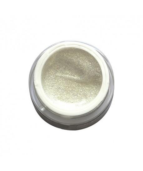 606 Bianco Glitterato 7ml  Ego Nails