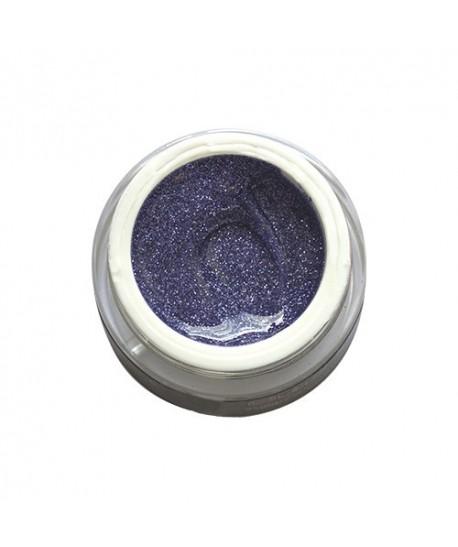 603 Blu Violaceo Glitterato 7ml  Ego Nails