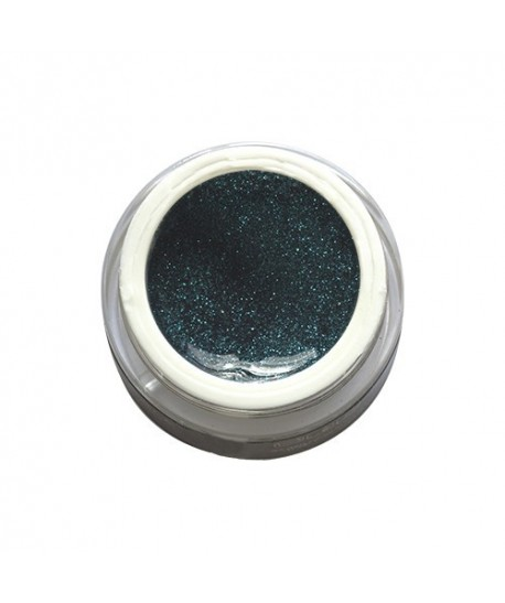 601 Verde Bottiglia Glitterato 7ml  Ego Nails
