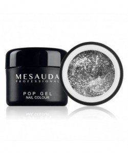 MESAUDA - POP GEL Nail Colour 5ml - Gel UV Colorato - Glitter Rainbow