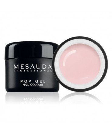 MESAUDA - POP GEL Nail Colour 5ml - Gel UV Colorato - Pretty Baby 329042 Mesauda