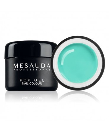 MESAUDA - POP GEL Nail Colour 5ml - Gel UV Colorato - Jade 329065 Mesauda