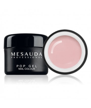 MESAUDA - POP GEL Nail Colour 5ml - Gel UV Colorato - Pink Sapphire 329082 Mesauda