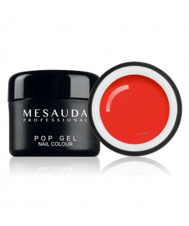 MESAUDA - POP GEL Nail Colour 5ml - Gel UV Colorato - Flashy Pink 329109 Mesauda