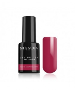 MESAUDA - GEL POLISH Nail Colour 5 ml - Smalto Semipermanente - Claret