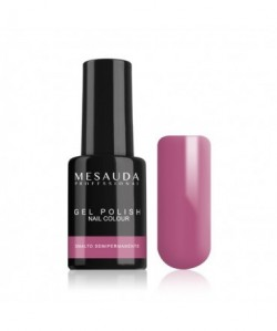 MESAUDA - GEL POLISH Nail Colour 5 ml - Smalto Semipermanente - Mauve