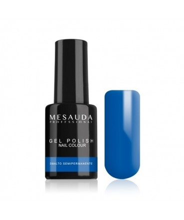 MESAUDA - GEL POLISH Nail Colour 5 ml - Smalto Semipermanente - Shark 336120 Mesauda