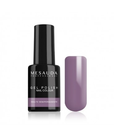 MESAUDA - GEL POLISH Nail Colour 5 ml - Smalto Semipermanente - Rosewood 336123 Mesauda