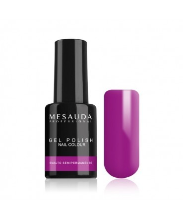 MESAUDA - GEL POLISH Nail Colour 5 ml - Smalto Semipermanente - Pussycat 336150 Mesauda