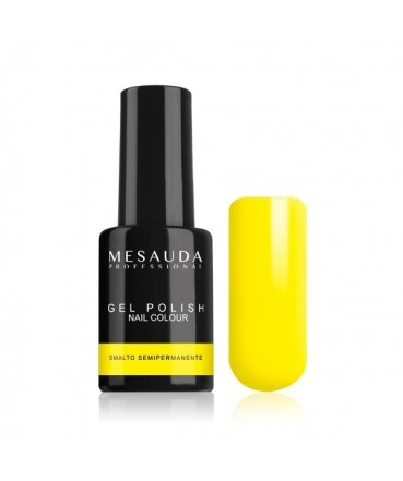 MESAUDA - GEL POLISH Nail Colour 5 ml - Smalto Semipermanente - Please Me 336153 Mesauda