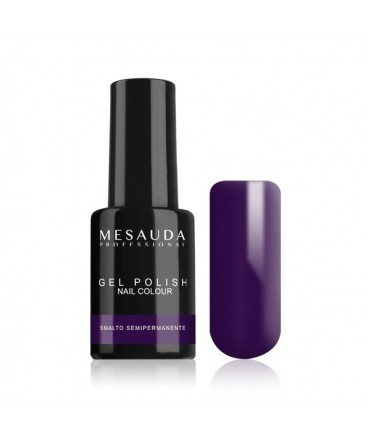 MESAUDA - GEL POLISH Nail Colour 5 ml - Smalto Semipermanente - Corset 336172 Mesauda