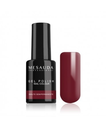 MESAUDA - GEL POLISH Nail Colour 5 ml - Smalto Semipermanente - With My Boyfriend 336196 Mesauda