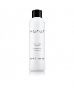 MESAUDA - UV GEL CLEANSER Soluzione Sgrassante per Gel UV 500 ml