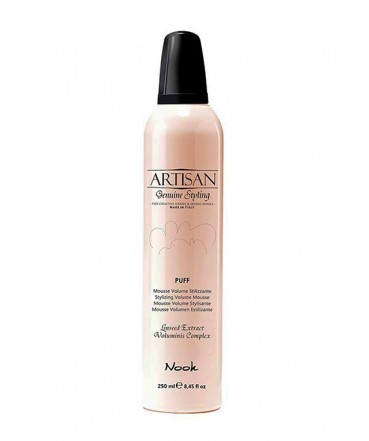 NOOK - Mousse Artisan volume stilizzante 250ml  Nook