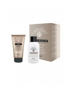 NOOK - Kit da Viaggio Setificante (shampoo 100ml + pak 50ml)