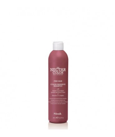 NOOK - Color Preserve Fine Hair Shampoo 300ml  Nook
