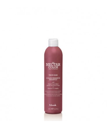 NOOK - Color Preserve Thick Hair Shampoo 300ml  Nook
