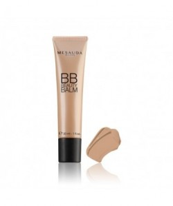 MESAUDA - BB BEAUTY BALM Crema Colorata Idratante e Nutritiva Fair