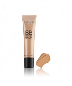 MESAUDA - BB BEAUTY BALM Crema Colorata Idratante e Nutritiva Medium 201402 Mesauda