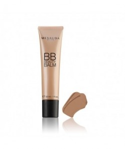 MESAUDA - BB BEAUTY BALM Crema Colorata Idratante e Nutritiva Tan
