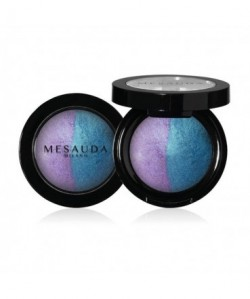 MESAUDA - LUXURY EYESHADOW DUO ombretto cotto duo Belle