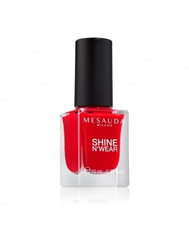 MESAUDA - SHINE N'WEAR FULL 10ml Smalto per Unghie Fame 203207 Mesauda