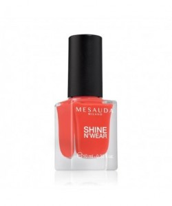 MESAUDA - SHINE N'WEAR FULL 10ml Smalto per Unghie Mango