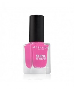 MESAUDA - SHINE N'WEAR FULL 10ml Smalto per Unghie Passion Rose