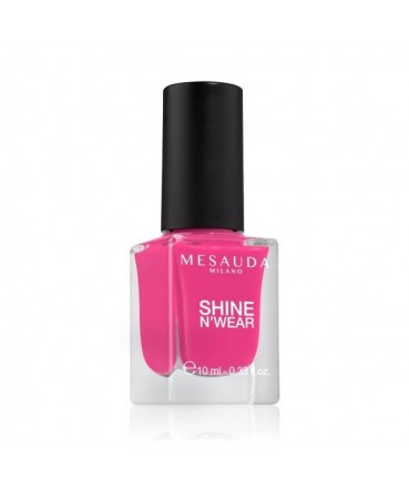 MESAUDA - SHINE N'WEAR FULL 10ml Smalto per Unghie Plaisir 203213 Mesauda