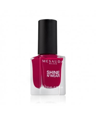 MESAUDA - SHINE N'WEAR FULL 10ml Smalto per Unghie Juliet 203216 Mesauda
