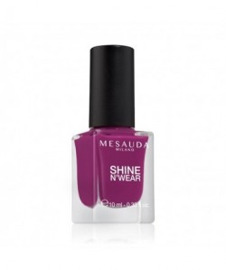 MESAUDA - SHINE N'WEAR FULL 10ml Smalto per Unghie Creta 203219 Mesauda