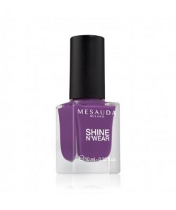 MESAUDA - SHINE N'WEAR FULL 10ml Smalto per Unghie Times Square 203220 Mesauda