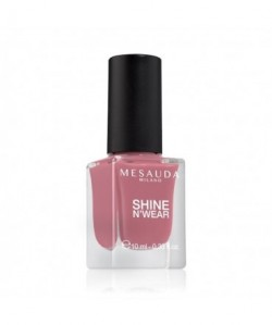 MESAUDA - SHINE N'WEAR FULL 10ml Smalto per Unghie Mauve 203222 Mesauda
