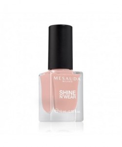 MESAUDA - SHINE N'WEAR FULL 10ml Smalto per Unghie Nude 203224 Mesauda