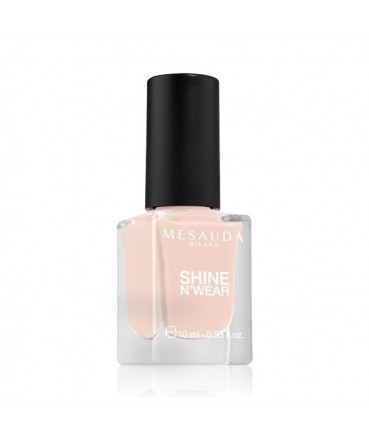MESAUDA - SHINE N'WEAR FULL 10ml Smalto per Unghie Milky Apricot 203236 Mesauda