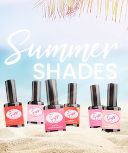 "Summer Shades ""Ego Nails"""