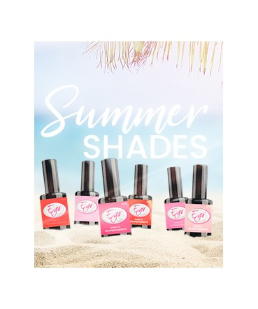 "Summer Shades ""Ego Nails""  Ego Nails"