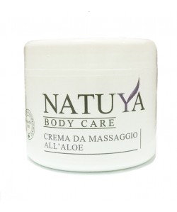 Natuya Crema da massaggio Aloe 500ml