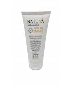 Natuya Gold Mask - Maschera Antiage 100ml NAT44 Natuya