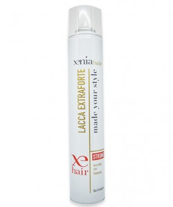 Xenia Hair Lacca Spray Strong 500ml