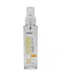 Xenia Hair Cristalli Olio Semi di Lino 100ml XH13 Xenia Hair