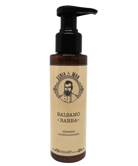 Xenia Man Plus Balsamo Barba 100ml XM14 Xenia Man
